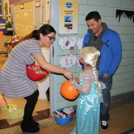 2nd Annual Fall Fest at Dever Elementary School