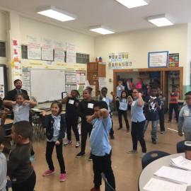 Boston Ballet Visits Dever!