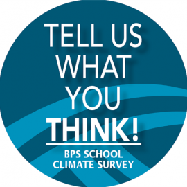 2017 School Climate Survey for Parents