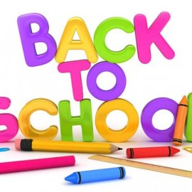 Welcome Back! Getting Ready for the 2017-2018 School Year