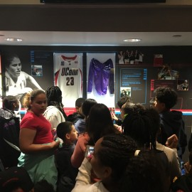 5th Grade Visits TD Garden to Learn About Impact of Athletes