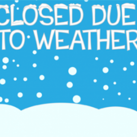 Snow Days - Dever Closed Tuesday, March 13th and Wednesday, March 14th