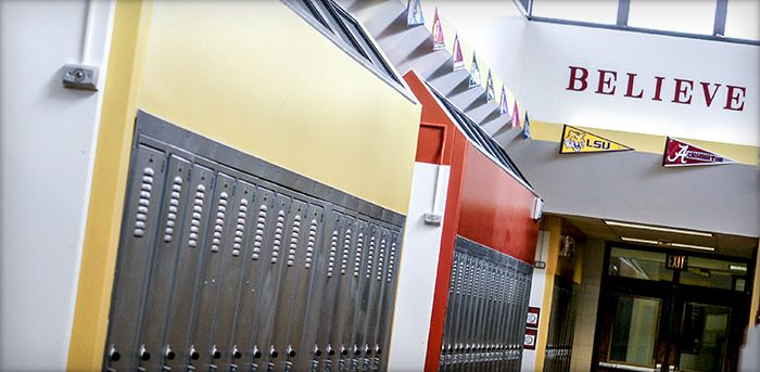 School culture is an important part of Blueprint's improvement framework.