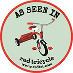 Featured in Red Tricycle